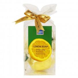 image of 泰國 YOKO 香檸精油皂 100g 潔膚/洗面皂   Thailand YOKO Lemon Soap 100g