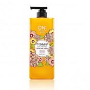image of 韓國 On The Body 香水沐浴精 900g心動時刻    Korea On The Body Blomming Moment Perfume Wash 900g