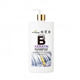 image of 維髮健 BELLARO 髮質調理洗髮露(角蛋白配方)   BELLARO Keratin Shampoo Coloured Hair
