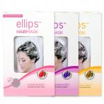 印尼 Ellips 頂級滋養修護髮膜4片    Indonesia ELLIPS Hair Mask 4 Pcs