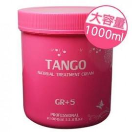 image of TANGO 坦蔻 酪梨油護髮霜 1000mL     TANGO  Natrual Treatment Cream GR+5 1000mL