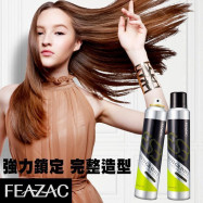 image of FEAZAC 舒科 抗引力急塑定型噴霧 280ml   FEAZAC Anti-Gravity Styling Hair Spray Extra Hard 280ml