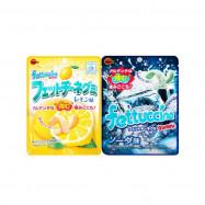 image of 北日本Fettuccine軟糖50g(檸檬/蘇打汽水 2款任選)
