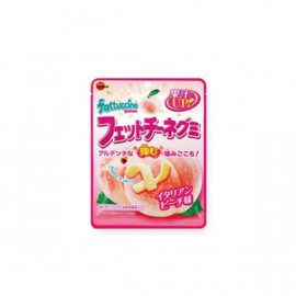 image of 北日本Fettuccine軟糖(水蜜桃)50g