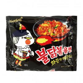 image of 三養火辣雞肉鐵板炒麵140g 韓國 三養 辣雞