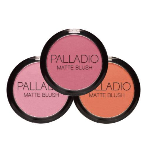 image of PALLADIO俏甜心馬卡龍腮紅(2色任選) PALLADIO 獨家 PALLADIO sweetheart macaron blush (2 colors optional) PALLADIO exclusive