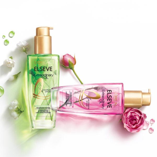 image of 巴黎萊雅花萃馥活精華100ml(茉莉小蒼蘭/玫瑰雪松 2款任選)  Paris Laiya Flower Extract Essence 100ml (Jasmine Freesia / Rose Cedar 2 optional)