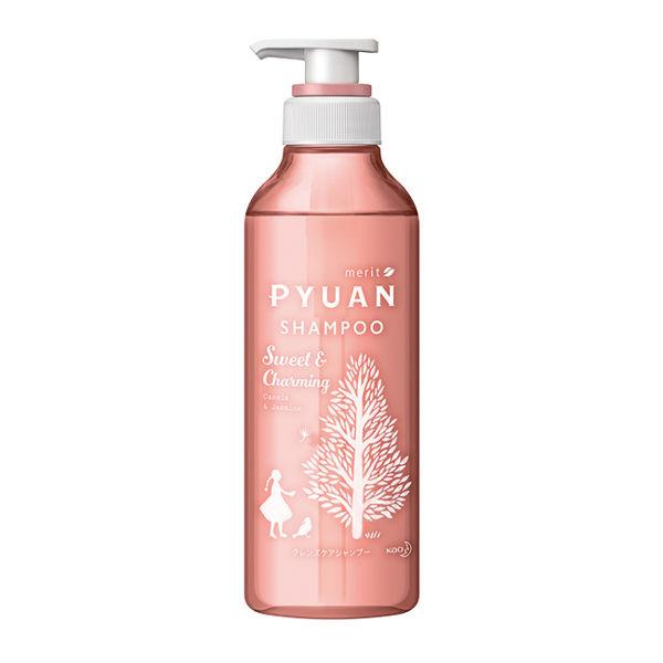 image of PYUAN純漾甜美果漾洗髮精425ml   PYUAN Pure Sweet Fruit Shampoo 425ml