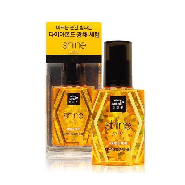 魅尚萱鑽石光彩護髮油70ml 韓國 千頌伊 髮油 來自星星的你   diamond hair care hair 70ml Korea Millennium Yi hair oil from the stars of you