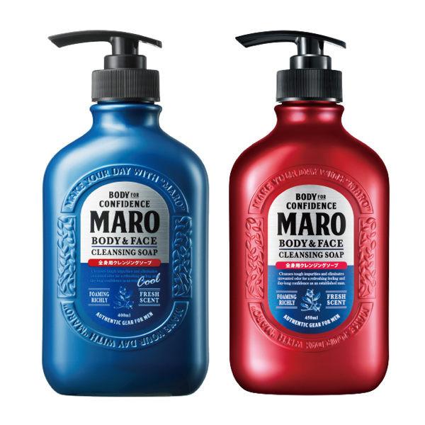 image of MARO男士終極 全效沐浴乳  MARO Men's Ultimate Body Wash