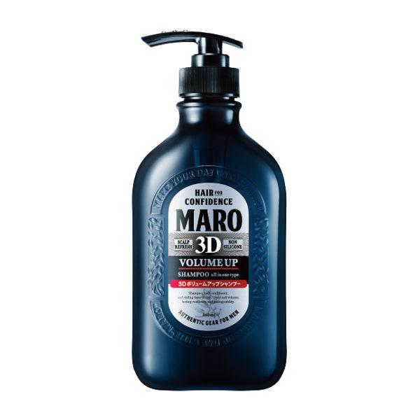 image of MARO男士起立 3D豐盈洗髮精460ml   MARO 3D Abundance Shampoo 460ml