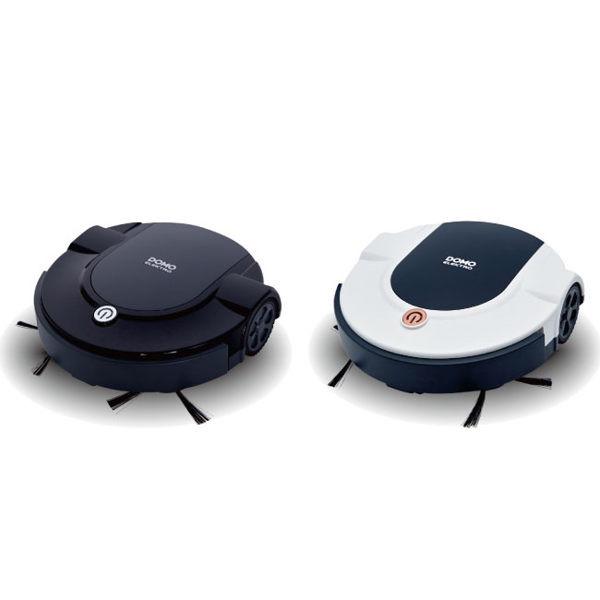 image of DOMO ELEKTRO智能掃地吸塵器 吸塵 打掃 掃地 DOMO ELEKTRO intelligent sweeping vacuum cleaner vacuum cleaning sweeping