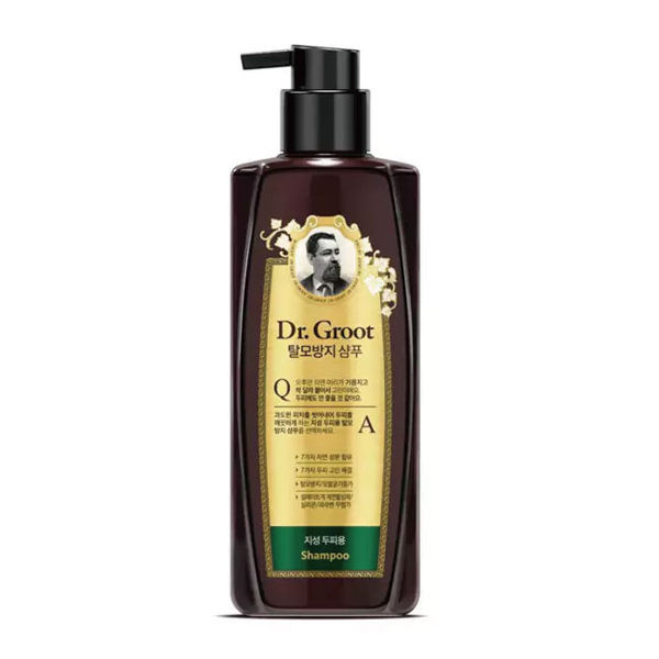 image of Dr.Groot 養髮秘帖洗髮精400ml控油蓬发 Dr.Groot 洗髮精  Dr.Groot Hair Care Secret Shampoo 400ml Oil Control Puff Hair Dr.Groot Shampoo