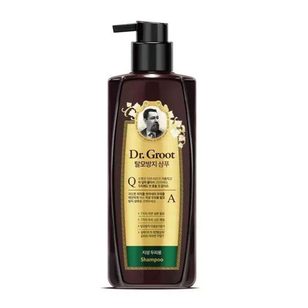 image of Dr.Groot 養髮秘帖洗髮精400ml控油蓬发 Dr.Groot 洗髮精  Dr.Groot Hair Care Secret Shampoo 400ml Oil Control Puff Hair Dr.Groot Shampoo