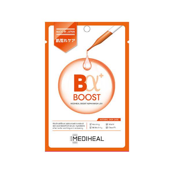 image of MEDIHEAL B Alpha 瞬效賦活煥采維他命面膜 韓國 美迪惠爾 MEDIHEAL B Alpha Instant Revitalizing Vitamin Mask Korea Hyde Whirlpool