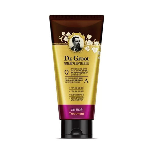 image of Dr.Groot 養髮秘帖護髮素300ml嚴重受損髮 Dr.Groot 護髮素  Dr.Groot Hair Care Secret Hair Conditioner 300ml Seriously Damaged Dr.Groot Conditioner