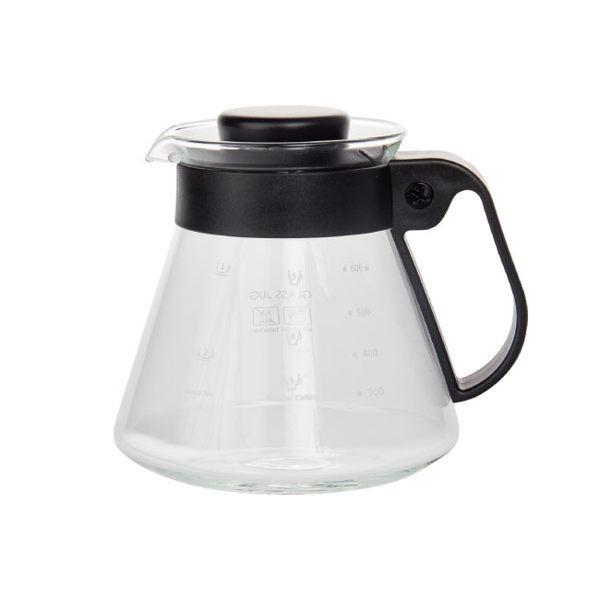 慢拾光/耐熱玻璃壺/600ml 咖啡 玻璃壺  Slow light / heat resistant glass pot / 600ml coffee glass pot