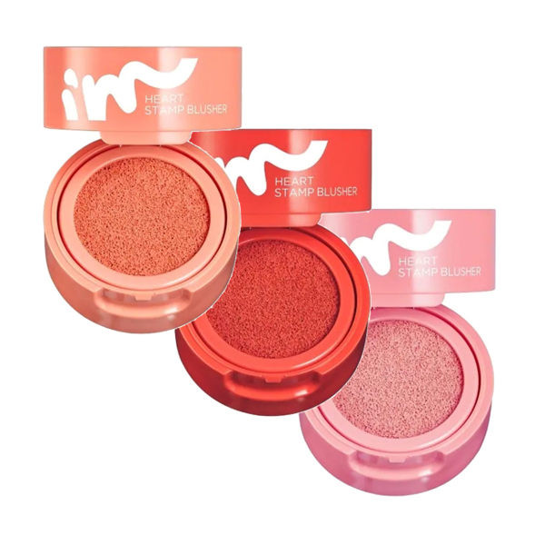 image of I'M MEME我愛氣墊微醺腮紅蜜(3色任選)  I'M MEME 腮紅 I'M MEME I love air cushion micro red honey (3 colors optional) I'M MEME blush