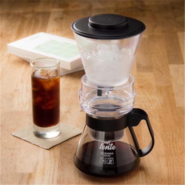 image of 慢拾光/冰滴咖啡壺組 咖啡 冰滴  Slow Pick Up / Ice Drop Coffee Maker Set Coffee Ice Drops