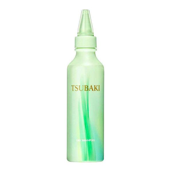 image of 思波綺舒涼極淨乾洗髮露180ml TSUBAKI   cool extremely dry cleansing hair 180ml TSUBAKI