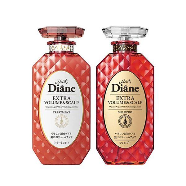 image of 黛絲恩 完美豐盈極潤修護洗髮精450ml 洗髮素/護髮素 (2款任選) Moist Diane 日本  Perfect Enrichment & Shampoo 450ml Shampoo / Conditioner (2 optional) Moist Diane Japan