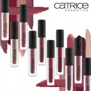 image of Catrice 輕吻誘色霧感唇釉 共十色 (新品)Catrice kisses the color of the misty lip glaze a total of ten colors (new)