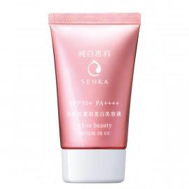 image of 純白專科 雪白美肌亮顏霜 40g SENKA     Specialist Whitening Brightening Cream 40g SENKA