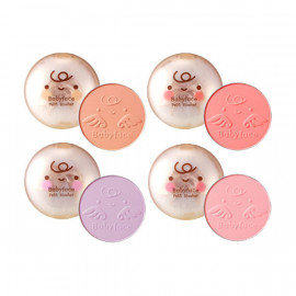 image of It's skin粉嫩北鼻肌腮紅(4色任選)韓國   It's skin pink north nose muscle blush (4 colors optional) Korea