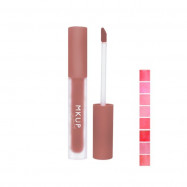 image of MKUP不怕水粉霧持久唇釉2.5g (8色任選)   (MKUP is not afraid of water mist and long-lasting lip glaze 2.5g (8 colors optional))