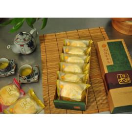 image of 養生傳統太陽餅6入