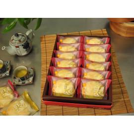 image of 養生蜂蜜太陽餅12入