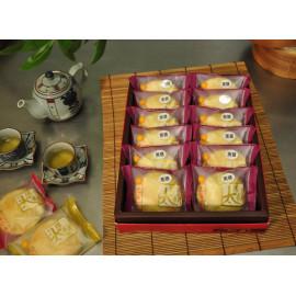 image of 養生黑糖太陽餅12入