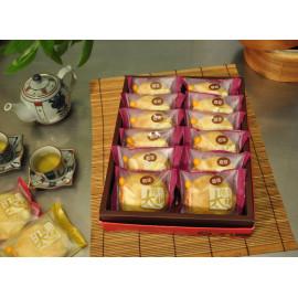 image of 養生咖啡太陽餅12入