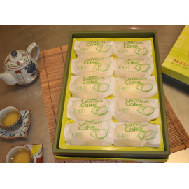 image of 檸檬餅10入