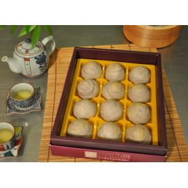 image of 紫香酥(麻糬)12入