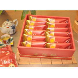 image of 蜂蜜太陽餅12入