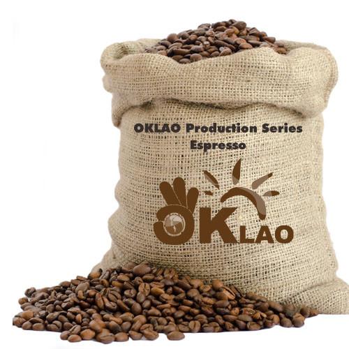 image of 寮國歐客佬義式炭燒咖啡豆(一磅)