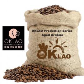 image of 陳年 阿拉比卡【咖啡豆✌買2送1】 OKLAO 歐客佬 咖啡 竂國 新鮮烘焙 咖啡豆   Old Arabica [coffee beans buy 2 get 1 free] OKLAO country freshly baked coffee beans