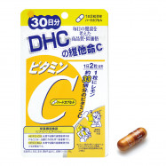 image of 【DHC】維他命C30日份