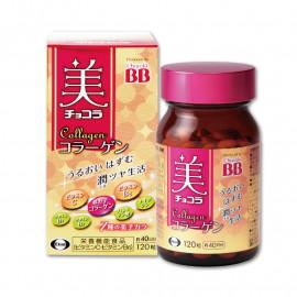 image of 【Eisai衛采】俏正美Chocola BB膠原錠 120錠