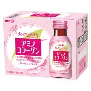 image of 【Meiji明治】膠原蛋白飲-檸檬口味 75mlx6入