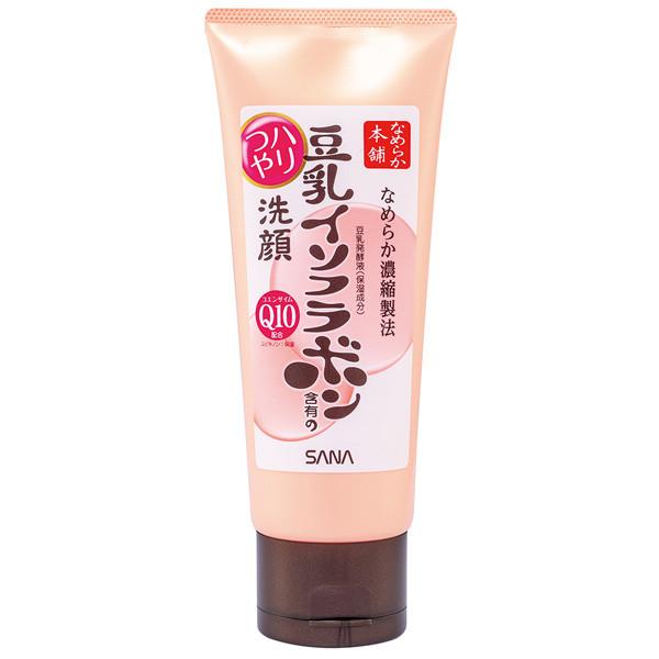 image of 【SANA莎娜】豆乳美肌Q10深層洗面乳150g