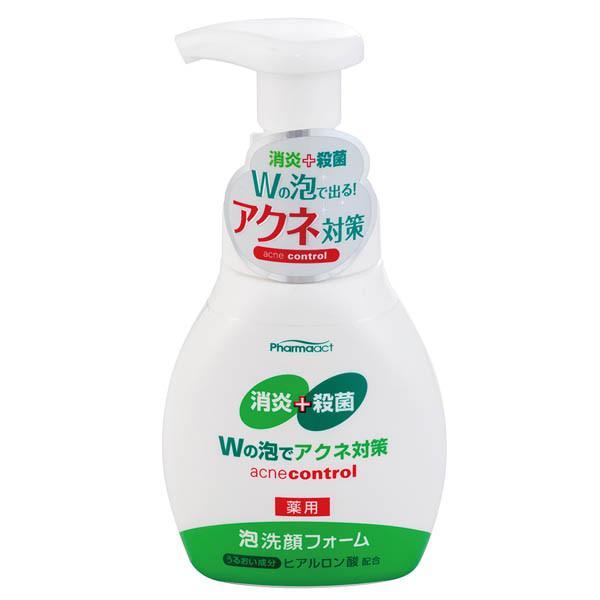 image of 【Pharmaact熊野】深層清潔洗顏慕斯 180ml