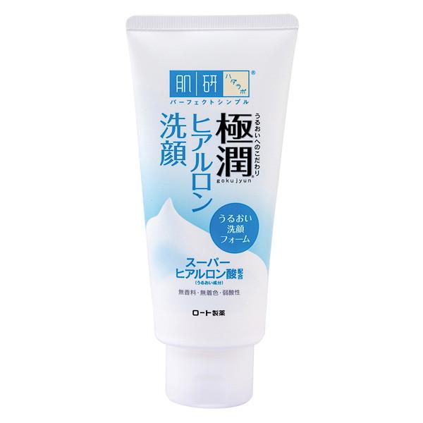 image of 【肌研】極潤保濕洗面乳100g