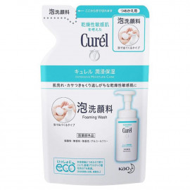 image of 【Curel珂潤】潔顏泡沫-補充包 130ml