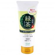 image of 【Loshi】日本製保濕潔顏乳-宇治綠茶 120g
