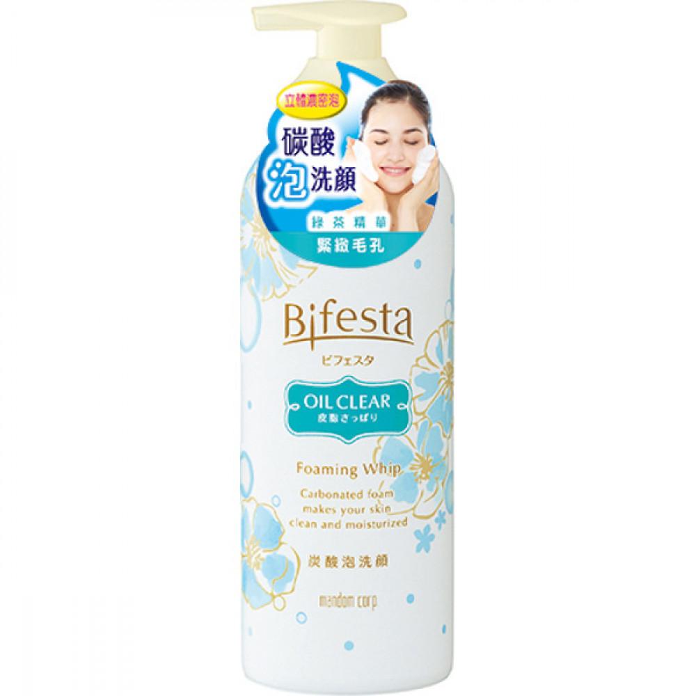 【Bifesta碧菲絲特】清爽碳酸泡洗顏 180g