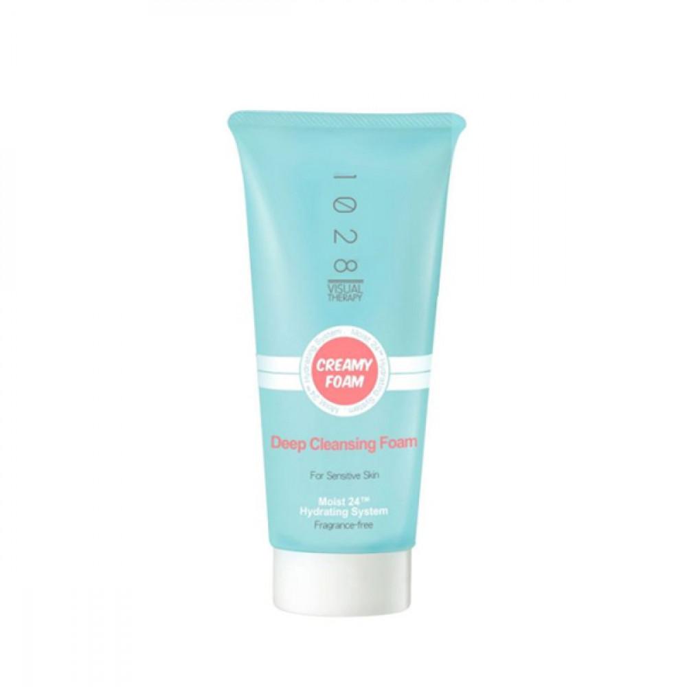 【1028】深層潔淨超綿感泡泡保濕洗面乳40ml-MINI