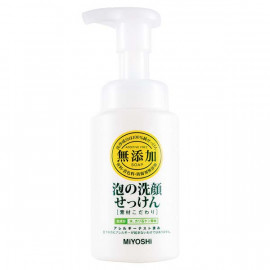 image of 【MIYOSHI】無添加泡沫洗顏 200ml