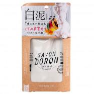 image of COSMETEX SAVON DORON 白泥毛孔清潔皂110g